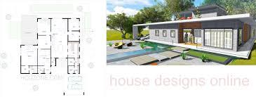 House Designers Online Houzone House Designs Floor Plans Interiors Custom Made