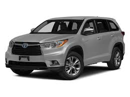 2014 Toyota Highlander Hybrid Price, Trims, Options, Specs, Photos ...