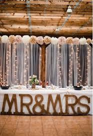 diy wedding backdrop decorations