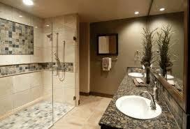 diy vanity mirror frame white porcelain freestanding bathtub white brick wall tile white bathroom mat
