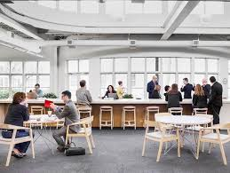 herman miller office design. Herman Miller Photo Of: The Coffee Bar At Our Design Yard Is A Popular Place Office