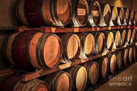 stacked oak barrels. Barrels Photograph - Wine By Elena Elisseeva Stacked Oak K