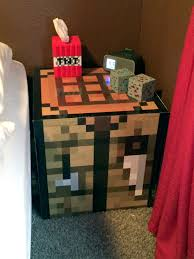 Minecraft Bedroom Decorating Diy Minecraft Ottomans That I Made For My Sons Minecraft