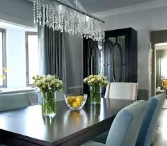 unusual chandelier height over table proper above dining room chandeliers magnificent plu