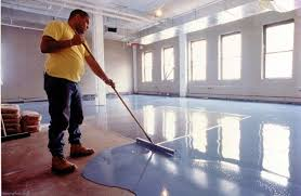 garage floor preparation cement preparation for paint coatings polyurea