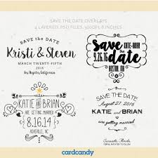 save the date template free download digital save the date overlays wedding photo card overlays