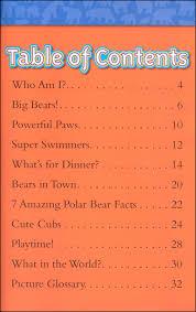National Geographic Readers Polar Bears 022429 Details Rainbow