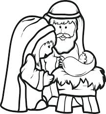Away In A Manger Coloring Pages Delighted Manger Coloring Page In S