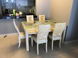 Jalan furniture Barasat Shop Safely Tip Apex Office Furniture Exporter Lorenzo Dining Table Include Chairs Furniture Decoration For
