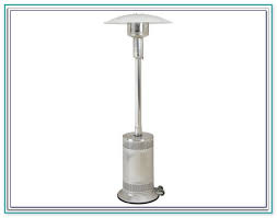 infrared patio heater vs propane commercial outdoor patio heaters