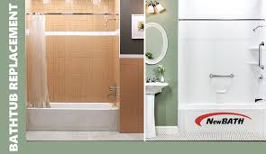 replacing your old bathtub has never been more simple