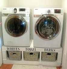 washer and dryer stands. Samsung Washer Dryer Pedestal And Platform 15 Stands