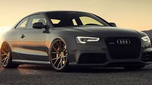 Audi RS5 on Vossen Precision Series Forged Wheels on Vimeo