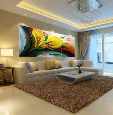 chic large wall decorations living room:  incredible living room famous canvas prints picture wall art painting for also wall art for living