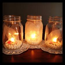 Mason Jar Candle Holders Diy Homemade Votive Candle Holders My Subjunctive