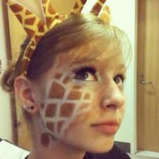 giraffe makeup google search