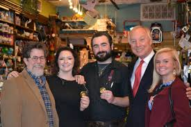 State Comptroller Stops In Hyattsville On Shop Maryland Tour