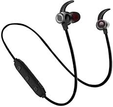X5 Bluetooth Magnetic Wireless Earbuds with Build-in ... - Amazon.com