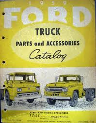 watch more like ford truck parts catalog 1959 59 ford truck parts catalog manual f 100 250 350 pickup diesel hd