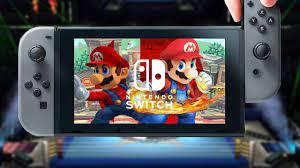 Máy chơi game Nintendo Switch trang bị RAM 4GB