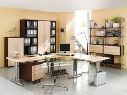 simple home office. Sweet Inspiration Home Office Setup Design Small Elegant Layout With Glass Wall Simple Designers R