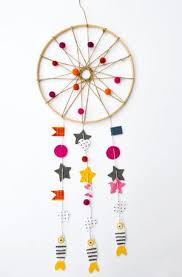 Diy Dream Catchers For Kids 100 Colorful DIY Dream Catchers For Kids AllFreeKidsCrafts 27