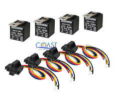 relay wiring sgp sgp installation instructions 4x car audio bosche style relay wire harness sockets rl3040 12v 30 40 amp