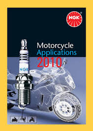 Ngk Spark Plug Application Chart Motorcycle Ngk Spark Plugs By Mike Hill Issuu