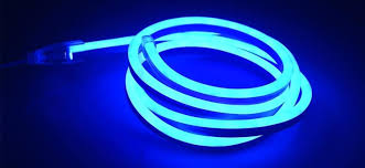 led cable lighting ltechlighting led flexible neon lights blue 12v led lighting cable size