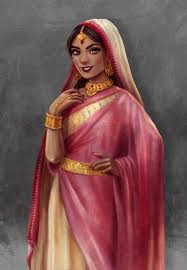 Indian princess by VeraVoyna.deviantart.com on @DeviantArt | Indian princess,  Indian disney princess, Disney princess movies