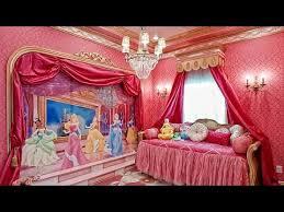 27 disney princess bedroom decor ideas