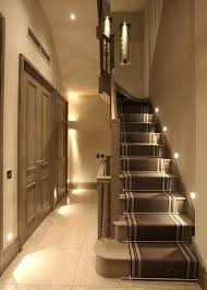 indoor stair lighting. Indoor Stair Slide Lighting Ideas Staircase Case  And Lights Interior Marvellous