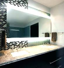 frameless bathroom wall mirror bathroom mirror wall mirrors cabinets white framed large design frameless bathroom mirror