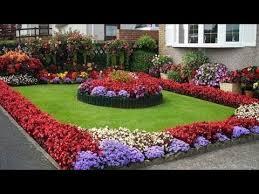 beautiful small flower garden