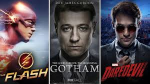 tv shows 2014. ranking the best and worst comic book tv shows of 2014-2015 tv 2014
