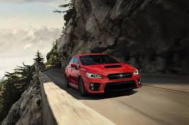 2018 subaru. brilliant 2018 2018 subaru wrx front in motion on subaru s