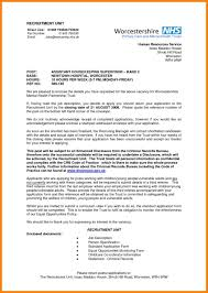 8 Housekeeping Supervisor Resumes Offecial Letter