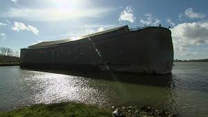 Life Size Noahs Ark Replica Draws Tourists In Netherlands