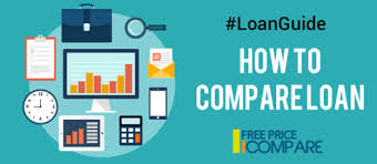 How To Compare Loans Guide By Freepricecompare
