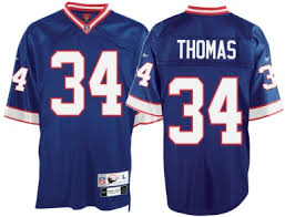 Jersey Authentic Store Bills Thurman 34 Dogs In Shop For Throwback Blue Jersey Thomas Buffalo Fashion Gear Largest Delivery Mlb Uk