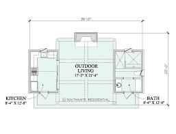 guest house pool house floor plans. Backyard Cottage Floor Plans Pool House Residential Guest