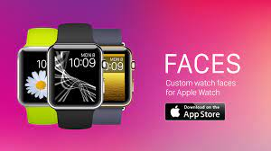 Custom watch faces for Apple Watch ...