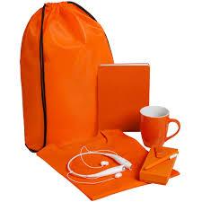 <b>Набор Welcome Kit</b>, оранжевый (артикул 11007.20) - Проект 111