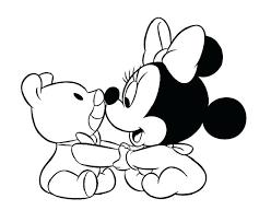 Disney Kleurplaat Minnie Mouse Nr68 Binnen Kleurplaat Minnie