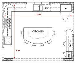 Kitchen Floor Plan Design Sensational 100 Flor Plans 50 One U201c1 U201d  Bedroom Apartment House Home