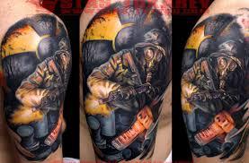 тату сталкера татуировки 5 фото