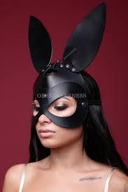 leather mask y bunny leather mask y bunny
