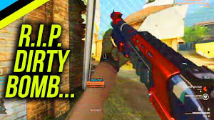 Rip Dirty Bomb Another Free Fps Comes To An End