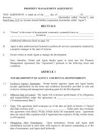 Agreement Freewordtemplates Net
