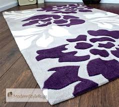 exotic grey and purple area rug classof co with regard to gray rugs idea 16